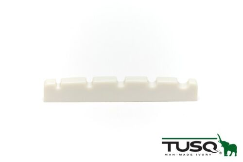 New TUSQ PQ-1425-00 5 STRING SLOTTED BASS NUT