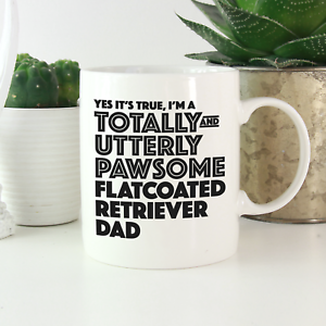 Flatcoated-Retriever-Dad-Mug-Funny-gifts-flat-coated-retriever-owners-amp-lovers
