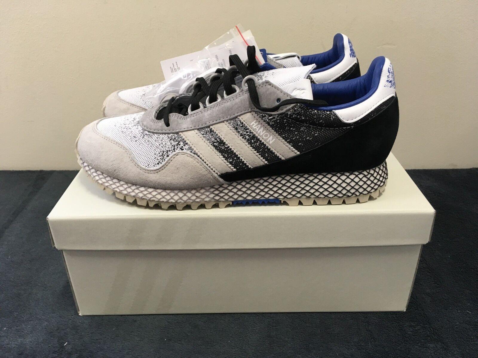 Adidas X HANON-New HANON-New HANON-New York-DARK STORM-consortium-US 10 bbead2