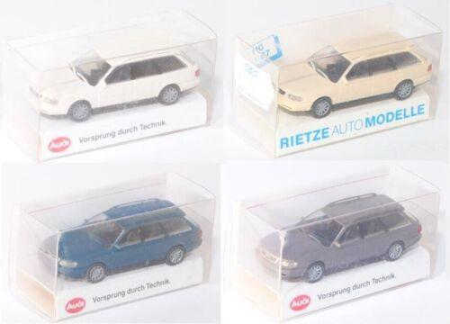 Rietze 10670 Audi A6 Avant Modell 1994-1997 1:87