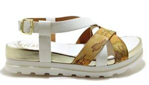 ALVIERO-MARTINI-1-CLASSE-Junior-Geo-scarpe-sandali-donna-bambina-pelle-sneakers