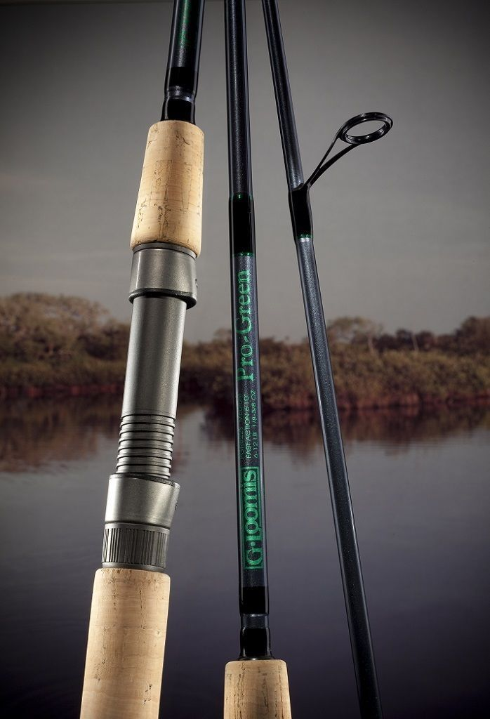 G LOOMIS PRO GREEN SERIES  PGR882S  SPINNING ROD    NEW