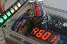 Chippernut Assembled Open Source Sequential Shift Light