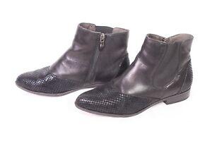 Das Bild wird geladen 3D-Tamaris-Stiefeletten-Ankle-Boots-Gr-37-Leder- 96268c6cb1