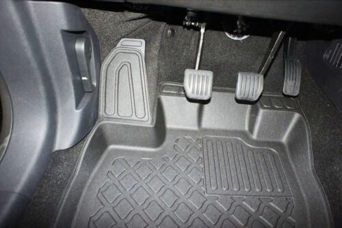 OPPL 3D Premium TPE Gummimatten Automatten für Ford S-Max II 2015