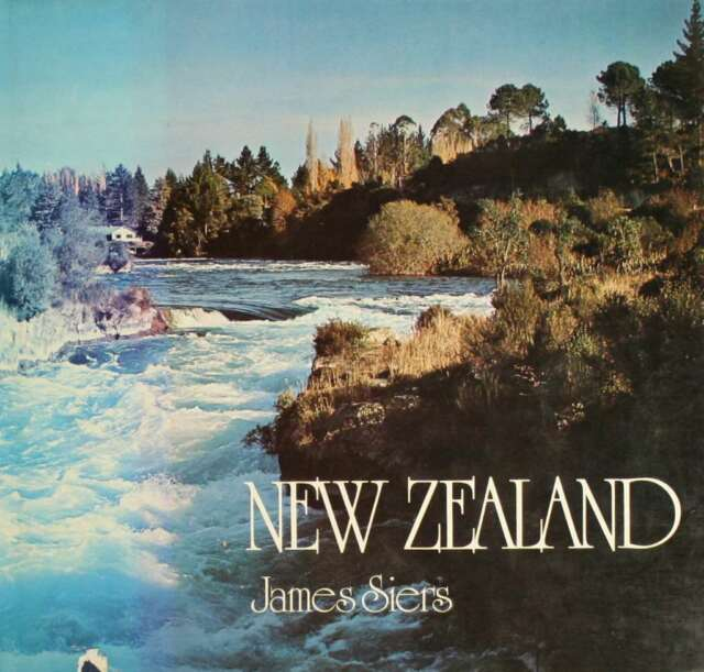 New Zealand, Siers, James, Very Good Book