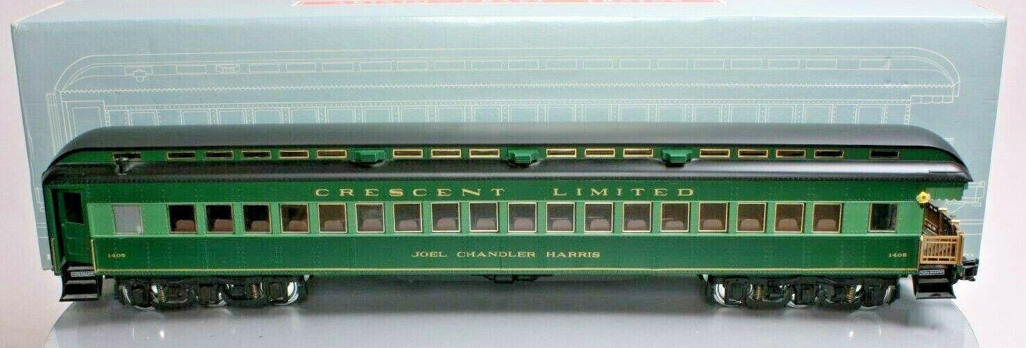 ARISTOCRAFT i treni G Heavyweight auto Southern Crescent Observation 31405 nuovo