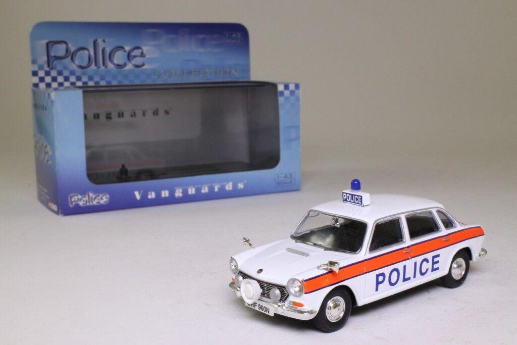 AUSTIN 2200S STAFFORDSHIRE POLICE VANGUARDS VA08904 1 43 CORGI ENGLAND UK
