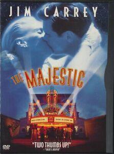 The-Majestic-DVD-2002-Canadian-Widescreen-Jim-Carrey