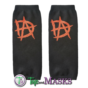UK REPLICA DEAN AMBROSE SLEEVES WRESTLING MASK ARMBANDS WWE FANCY DRESS UP NXT 1