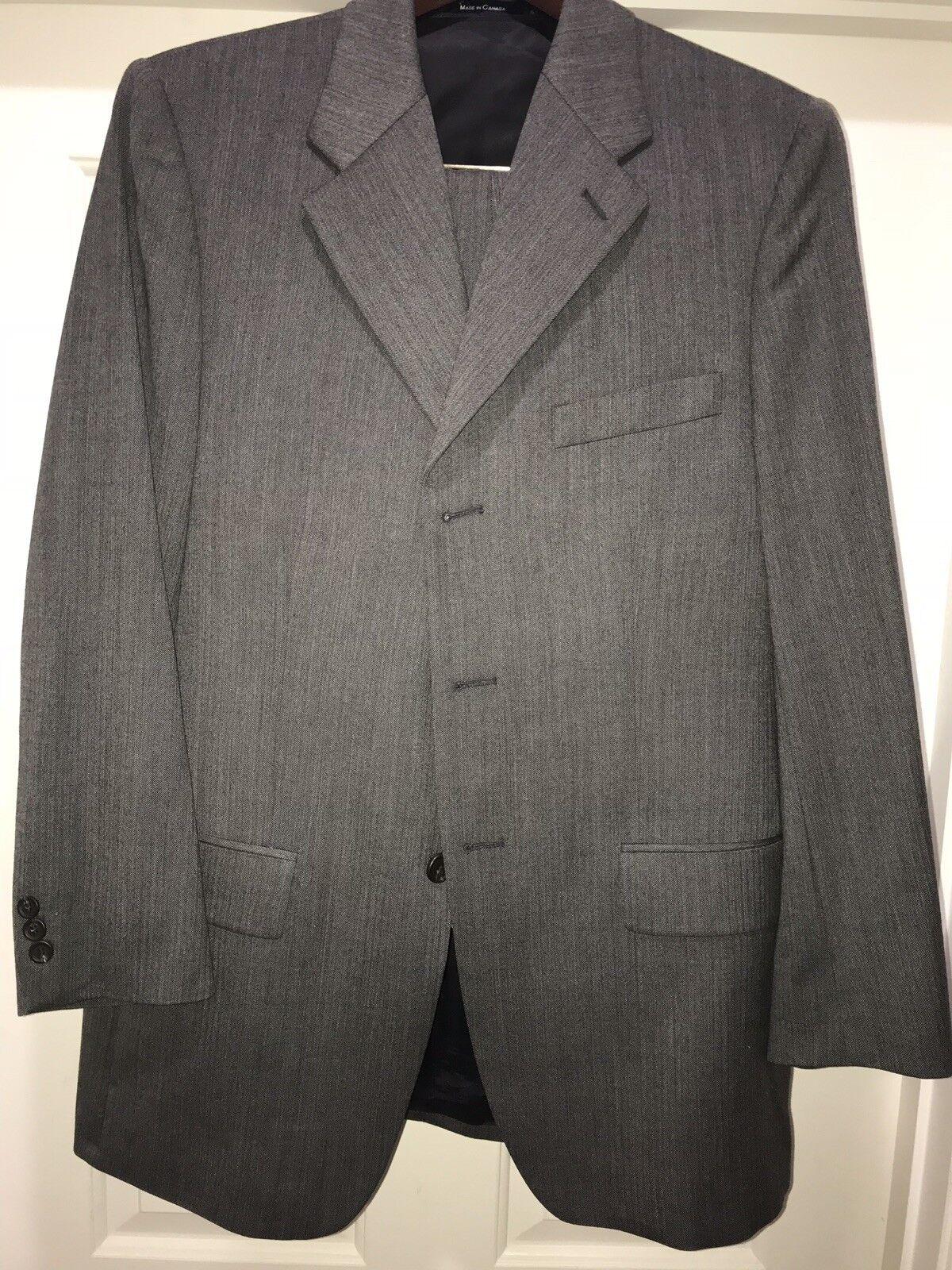 Ralph Lauren  Herren 3-piece Suit, 38R grau