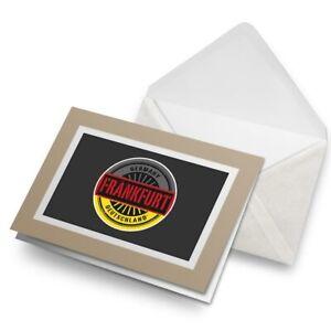 Greetings-Card-Biege-Frankfurt-Germany-Deutschland-6019