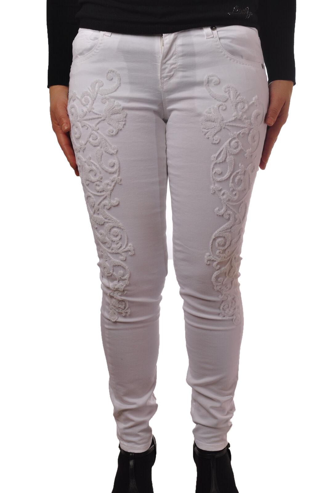 Latinò - Pants-Pants - Woman - Weiß - 4824802F184430