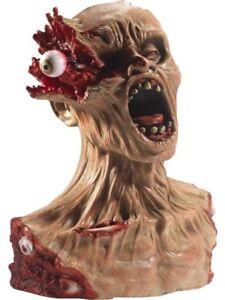 L'esplosione OCCHIO zombie Busto Di Scena Decorazione Halloween Festa Accessorio  </span>