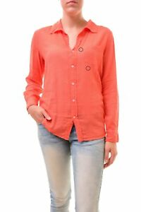 Us1 £130 Chili All Red Rrp Nothing Shirt Women's Basic Bcf77 Or Sundry Size wOqUzpFw