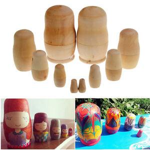 5-Pcs-set-Unpainted-Nesting-Dolls-Wooden-DIY-Blank-Embryos-Matryoshka-Toy-S