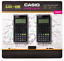 thumbnail 1 - Casio FX-300ESPLS2-S 2nd Edition Scientific Calculator, 2-pack CLASS + HOME NEW
