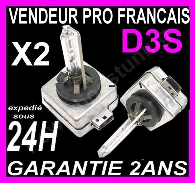 2 FARO FUOCO D3S a XENO in HID 35W a gas compatibile OSRAM PHILIPS Chevrolet 12v