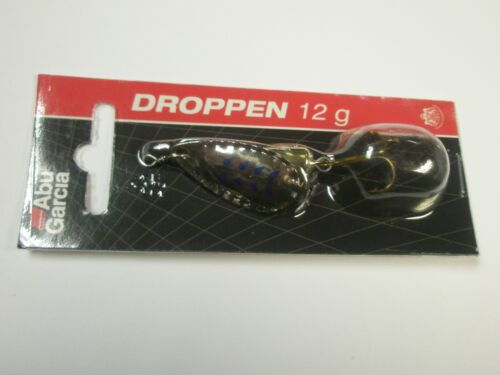 Abu Garcia 8g Droppen Spinners ALL VARIETIES Fishing tackle