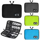USB Flash Drives Case Organizer Bag Digital Storage Pouch Data Earphone Cable