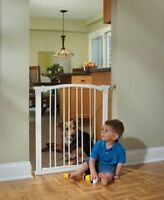 Kidco G150 Baby/pet/dog Premier Arched Pressure Mounted Safety Gate