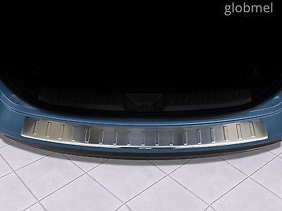 HYUNDAI i40 Wagon Chrome Bumper Sill Protector Trim Cover Trim Stainless, ps