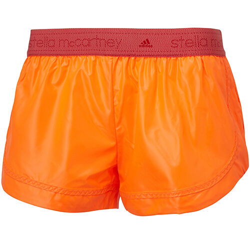 Adidas by Stella Mccartney Stu Climalite Shorts Trousers orange Fitness Running