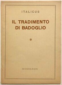 RSI-IL-TRADIMENTO-DI-BADOGLIO-Italicus-Libro-Mondadori-Rep-Sociale-Italiana