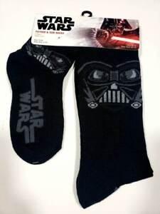 Star-Wars-Darth-Vader-Adult-Child-Socks-Galaxys-Edge-Disney-set-New