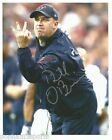 BILL O'BRIEN Signed/Autographed HOUSTON TEXANS 8x10 Photo w/COA