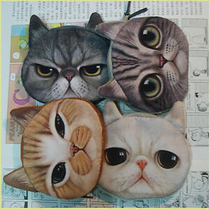 Children-lovely-Cat-Face-Zipper-Case-Coin-Kids-Purse-Wallet-Makeup-Bag-Pouch