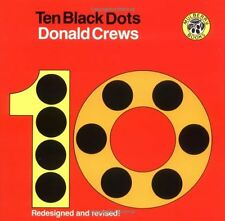 Ten Black Dots by Donald Crews (1995, Paperback)