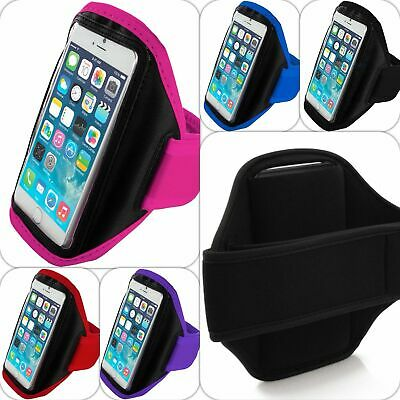 Gym Running Jogging Sports Armband Holder For Various Smart Mobile Phone Android Eine GroßE Auswahl An Farben Und Designs