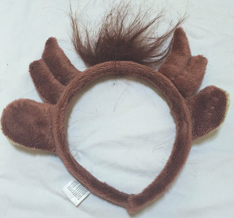 Looney Tunes Tunes Tunes Taz Tazmanian Devil Ears Head Band Headband Rare Halloween Costume 6baf73