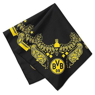 UnermüDlich Bvb- Bandana Halstuch Tuch Borussia Dortmund Rohstoffe Sind Ohne EinschräNkung VerfüGbar