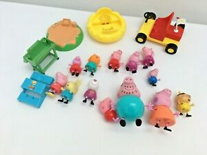 PEPPA-PIG-TOYS-BUNDLE-figures-buggy