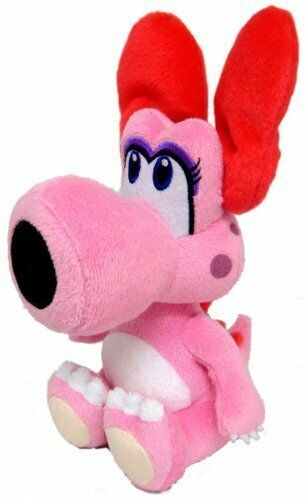 21cm Doll Stuffed Animals Figure Soft Anime Super Mario Bros Plush Birdo 8.3/""