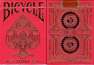 Syzygy-Bicycle-Playing-Cards-Poker-Size-Deck-USPCC-Custom-Limited-New-Sealed