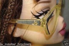 Monture optique vue ou lunettes soleil vintage Eyeglasses femme - J/S (samos)