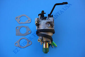 Details about HUAYI P27 P27-1 P27-2 Gas Engine Generator Carburetor  Assembly Manual Type B