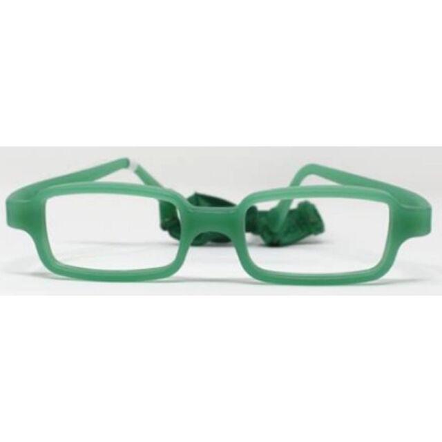 110212a449a Miraflex Baby Prescription Eyeglasses Green Frame Nb1 VC 39-14mm for ...