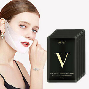 V-Shape-Thin-Facial-Mask-Slimming-Lifting-Firming-Fat-Burn-Double-Chin-V-line