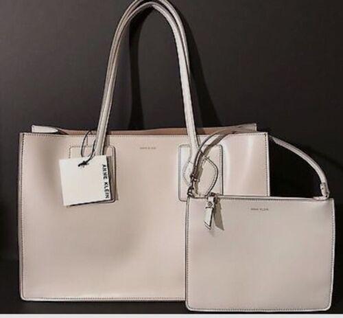 similicuir de ensemble taille en sac 2 Klein blanc Amelia Nouvel Anne ᄄᄂ gvyf67Yb