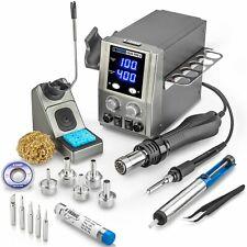 X Tronic 6040 Pro X Platinum Edition Hot Air Rework Amp Soldering Iron Station Kit