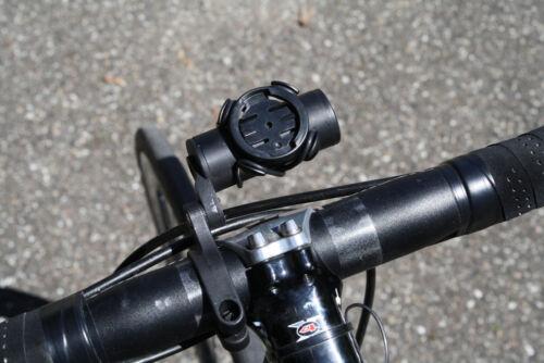 Fahrradhalter für GPS Fahrradcomputer Bike Befestigung Fahrradhalterung Adapter