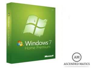 MICROSOFT WINDOWS 7 HOME PREMIUM PRODUCT KEY - 32/64 BIT ...