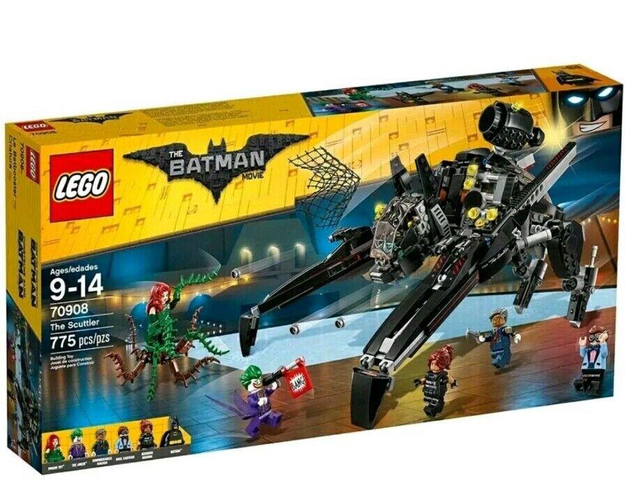 Lego Batman Batman Batman Movie 70908 The Scuttler 775 Pieces NEW Sealed 80b241