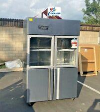 New Commercial Freezer Refrigerator Combo Model Rg32 Restaurant Equipment