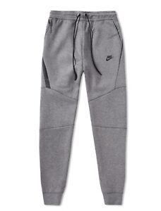 classique prix le plus bas vente chaude pas cher Details about Nike Tech Fleece Joggers (Grey) - XL - New ~ 805162 091
