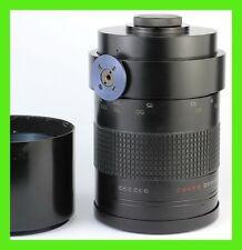 RUBINAR MC 1000 1000mm f10 M42 5d 6d 7d d800 d810 GH4 BlackMagic RED EPIC Arri